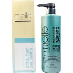 Шампунь для волос JPS Mielle Seaweed Scalp Clinic Shampoo 800 мл