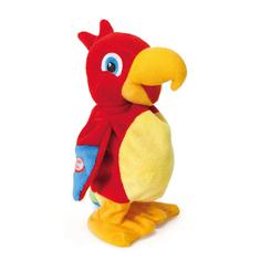 Интерактивная игрушка Ripetix Попугай 20 см