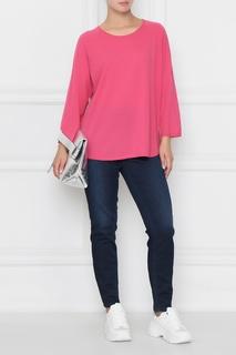 Розовый джемпер с рукавами-реглан Marina Rinaldi