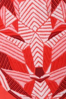 Лососевый свитшот с вышивкой Bosco Fresh