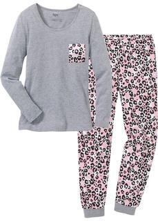 Ночное белье Пижама из биохлопка Bonprix