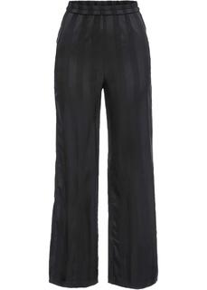 Повседневные брюки Брюки в сатиновом дизайне Bonprix