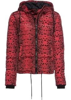 Куртки Куртка с капюшоном, стеганый дизайн Bonprix