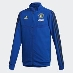 Парадная куртка Манчестер Юнайтед adidas Performance