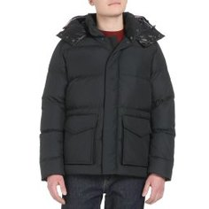 Куртка TOMMY HILFIGER MW0MW11482 черный