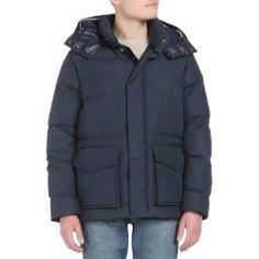 Куртка TOMMY HILFIGER MW0MW11482 темно-синий