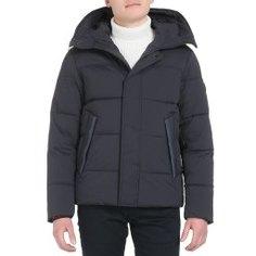 Куртка TOMMY HILFIGER MW0MW11509 темно-синий
