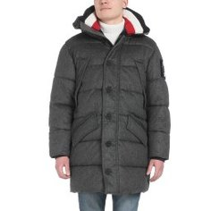 Куртка TOMMY HILFIGER MW0MW11489 темно-серый