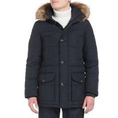 Куртка TOMMY HILFIGER MW0MW12160 темно-синий