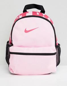 Рюкзак с логотипом Nike Pink Just Do It-Розовый