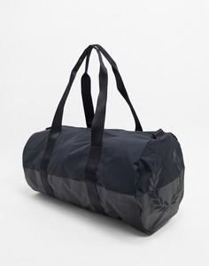 Нейлоновая сумка Fred Perry-Черный