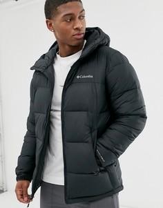 Черная куртка с капюшоном Columbia Pike Lake-Черный