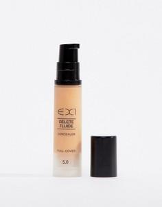 Жидкий консилер-флюид EX1 Delete-Кремовый