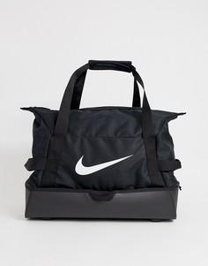 Черная сумка Nike Football Аcademy-Черный