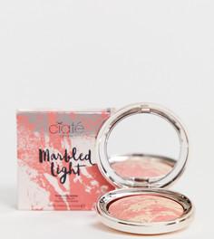 Румяна с блестящим эффектом Ciate London - Marbled Light (Flare) эксклюзивно для ASOS-Розовый Ciaté