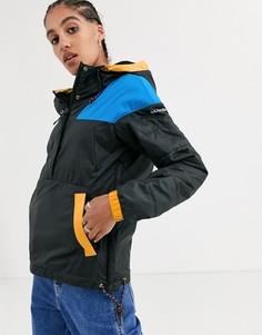 Черная куртка Columbia Lodge-Черный