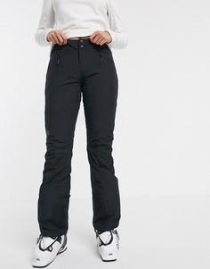 Черные горнолыжные брюки The North Face-Черный