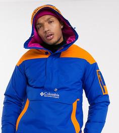 Синяя куртка-пуловер Columbia Challenger эксклюзивно для ASOS-Синий