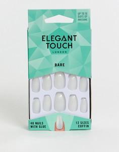 Накладные ногти Elegant Touch Totally Bare-Очистить