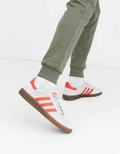 Серые кроссовки adidas Originals Spezial-Серый