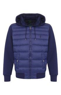 Комбинированная куртка Polo Ralph Lauren