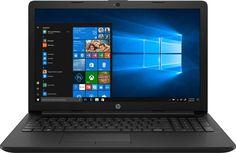 Ноутбук HP 15-db1014ur (черный)