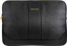 """Чехол-папка Guess SAFFIANO SLEEVE для ноутбука 13"""" (черный)"""