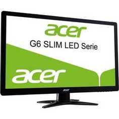 Монитор Acer G246HYLbid Black