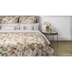 Комплект постельного белья Ecotex евро, сатин люкс, Новеллика Марелла (4660054342820)