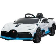 Детский электромобиль Harley Bella Bugatti Divo 12V - WHITE - HL338