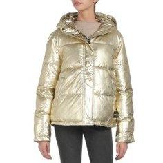 Куртка CALVIN KLEIN JEANS J20J212094 золотой