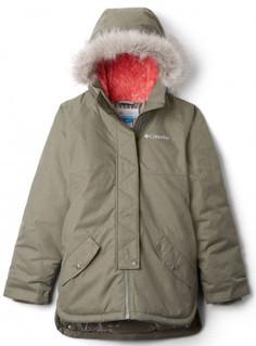 Куртка утепленная для девочек Columbia Carson Pass, размер 119