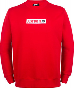 Свитшот мужской Nike JDI Crew, размер 52-54