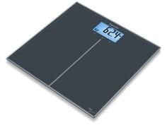Весы напольные GS 280 BMI BK Genius Black Beurer