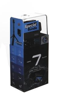 Экшн-камера GoPro Hero 7 Black Special Bundle CHDRB-701