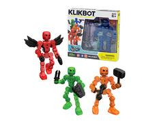 Игрушка Zing Фигурка Klikbot TST1600