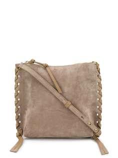 Isabel Marant плетеная сумка на плечо Miro