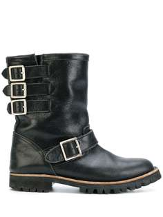 Comme Des Garçons Pre-Owned байкерские ботинки