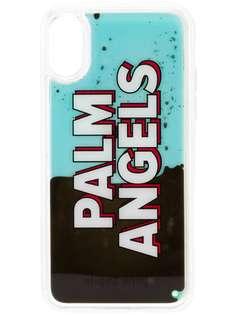 Palm Angels чехол для iPhone X