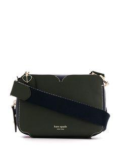Kate Spade сумка на плечо с декоративной строчкой