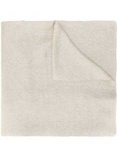 Emporio Armani шарф тонкой вязки