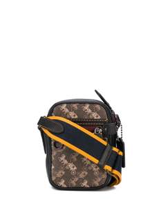 Coach сумка-мессенджер с принтом