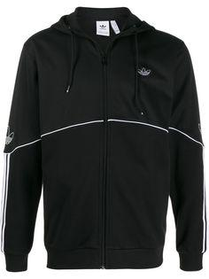 adidas спортивная куртка с капюшоном