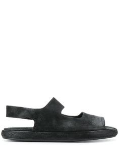 Marsèll сандалии на толстой подошве