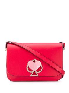 Kate Spade сумка на плечо с декорированной застежкой