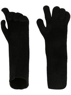 Julius вязаные перчатки