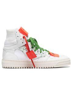 Off-White высокие кроссовки Off Court 3.0