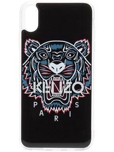 Kenzo чехол Tiger для iPhone X/XS