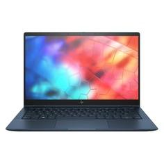 """Ноутбук-трансформер HP EliteBook Dragonfly, 13.3"""", Intel Core i5 8265U 1.6ГГц, 8Гб, 256Гб SSD, Intel UHD Graphics 620, Windows 10, 9FT25EA, синий"""
