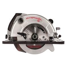 Циркулярная пила (дисковая) Интерскол ДП-190/1600 [552.1.1.70]